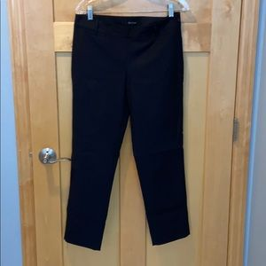 Women's ankle slim dress pants.